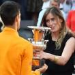 Tennis. Maria Elena Boschi premia Djokovic, fischiata al Foro Italico FOTO