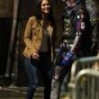 Megan Fox bionda sul set della Tartarughe Ninja FOTO 2