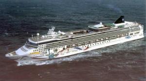 Nave crociera con 3800 persone si incaglia alle Bermuda