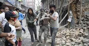 Il nuovo sisma in Nepal