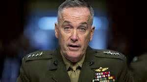 Il generale Joseph Dunford