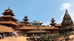 La Patan Durbar Square