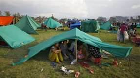 Aiuti stranieri in Nepal