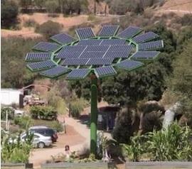 Usa, pannelli solari come girasoli: l'ultimo progetto di James Cameron