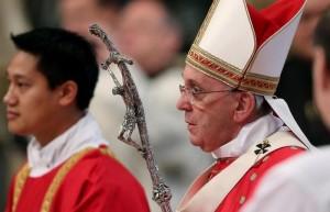 """Papa Francesco: """"Lottare senza compromessi contro la corruzione"""""""