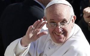 Maurizio Bracchino, cugino di papa Francesco, si sposa in Comune