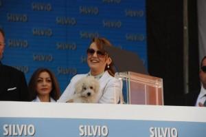 """Il Fatto: """"Francesca Pascale e Berlusconi, stanze separate in hotel"""""""