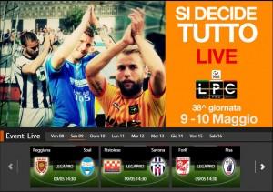 Pistoiese-Savona: diretta streaming Sportube. Formazioni, link e info