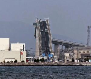 Ejima, il ponte più spaventoso del mondo