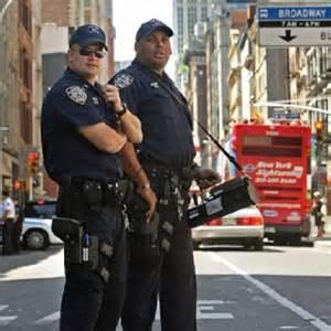 Poliziotti nel Queens