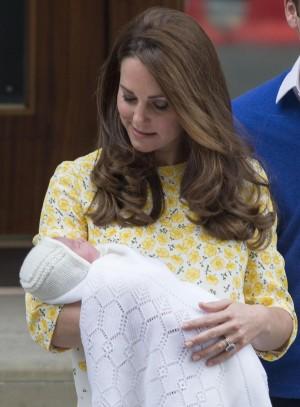 Kate Middleton chiamerà Diana la Royal Baby Girl? Tutti i nomi in lizza
