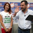 "Matteo Salvini ed Efe Bal uniti per le prostitute. ""Basta legge Merlin"" FOTO 2"