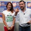 "Matteo Salvini ed Efe Bal uniti per le prostitute. ""Basta legge Merlin"" FOTO 4"