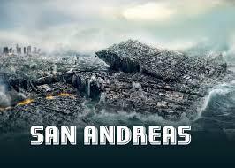San Andreas, la locandina del film
