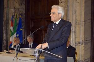 """No-Expo, Mattarella: """"Ferma condanna, punire i teppisti"""""""