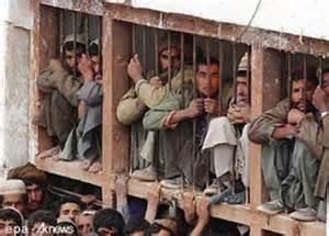 Una prigione siriana
