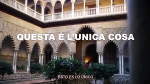 Siviglia lancia la sfida alla Fiorentina con video