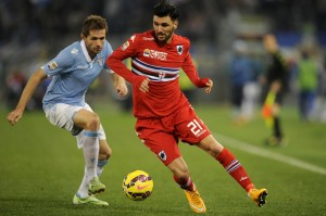 Sampdoria-Lazio, diretta tv - streaming: dove vedere alle 20:45