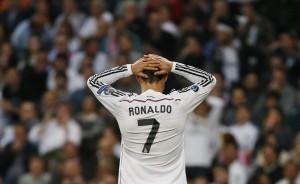 Cristiano Ronaldo (foto Lapresse)