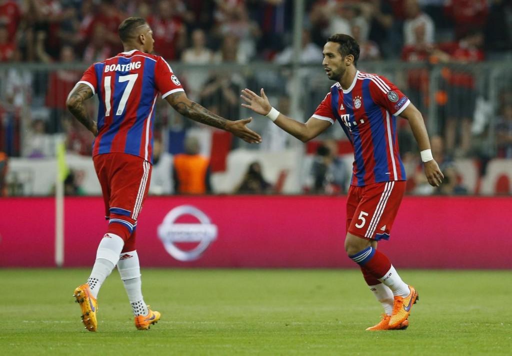 Bayern Monaco vs Barcellona - UEFA Champions League Ritorno Semifinale
