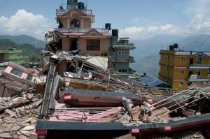 Sisma Nepal: nuova scossa di assestamento di magnitudo 5.5
