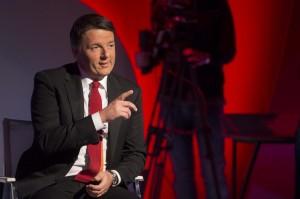 """Matteo Renzi: """"Mi piacerebbe un sindacato unico, non più sigle su sigle"""""""