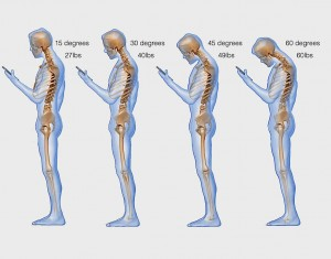 Smartphone, lo usi troppo? Rischi stress, dolori al collo e insonnia