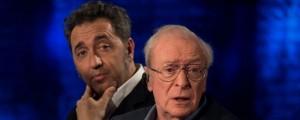 """Paolo Sorrentino con Michael Caine da Fazio: """"Con Youth esorcizzo la morte"""""""