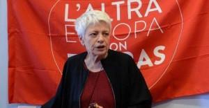 Barbara Spinelli lascia lista Tsipras. Se lo dice lei...