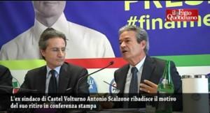 """Stefano Caldoro fuorionda: """"Giornalismo del c..."""" VIDEO. Poi si scusa"""