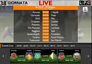 Teramo-Ascoli: diretta streaming Sportube su Blitz. Formazioni e info