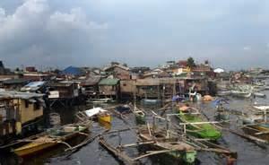 Le devastazioni del tifone Noul