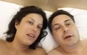 VIDEO YouTube - Sara Tommasi e Andrea Dipré sposi a Montecarlo il 10 giugno