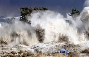 Uno tsunami