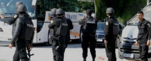 Tunisi, sparatoria in una caserma in centro