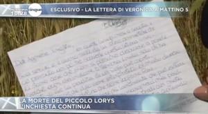 Veronica Panarello e la lettera inviata a Mattino 5