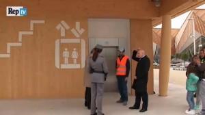 Expo 2015, il viceministro Olivero resta bloccato in ascensore VIDEO