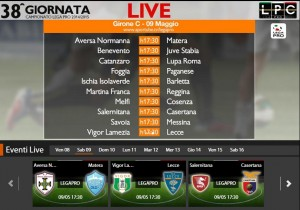 Vigor Lamezia-Lecce: diretta streaming Sportube su Blitz. Formazioni e info