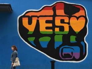 Nozze gay: stravincono i sì nella cattolicissima Irlanda