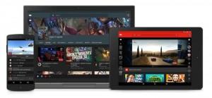 YouTube Gaming, in arrivo streaming videogiochi