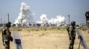 Siria, curdi riconquistano Kobane: respinti guerriglieri Isis