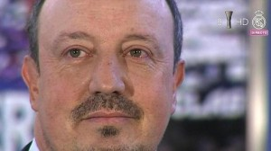 Real Madrid, Rafa Benitez si commuove durante conferenza stampa