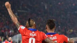 Cile Peru, decide Edu Vargas