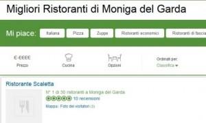 TripAdvisor, falso ristorante guadagna il primo posto in classifica