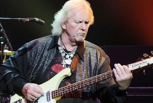 Chris Squire è morto: era il bassista degli Yes