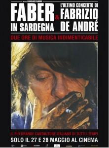 """""""Faber in Sardegna"""": torna in sala film omaggio a Fabrizio De André"""