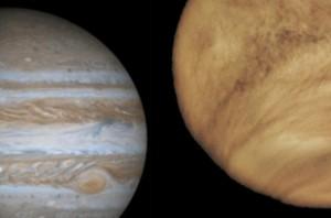 Giove e Venere in congiunzione martedì 30 giugno