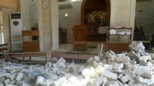 Isis. A Mosul chiesa cristiana trasformata in ''moschea dei mujaheddin''