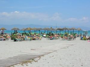 Perché aumentano tasse e tagliano pensioni? Per la spiaggia dei cani di Cagliari