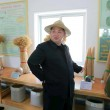 Kim Jong-un, leader Corea del Nord vestito da agricoltore visita fattoria7